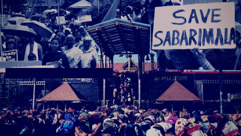 ANALYSIS OF SABRIMALA CASE