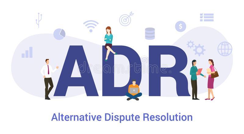ALTERNATE DISPUTE RESOLUTION: THE NEW WAY FORWARD