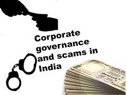 GROWTH OF CORPORATE GOVERNANCE IN THE ERA OF SCAMS